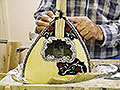 Bouzouki Construction